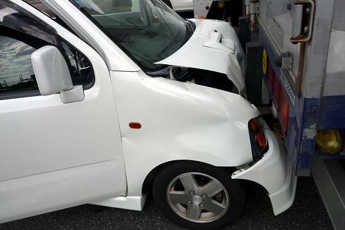 事故車扱いになる定義とは?